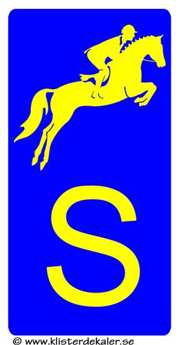 S-dekal Hoppning