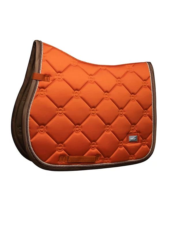 Equestrian Stockholm Hoppschabrak Brick Orange