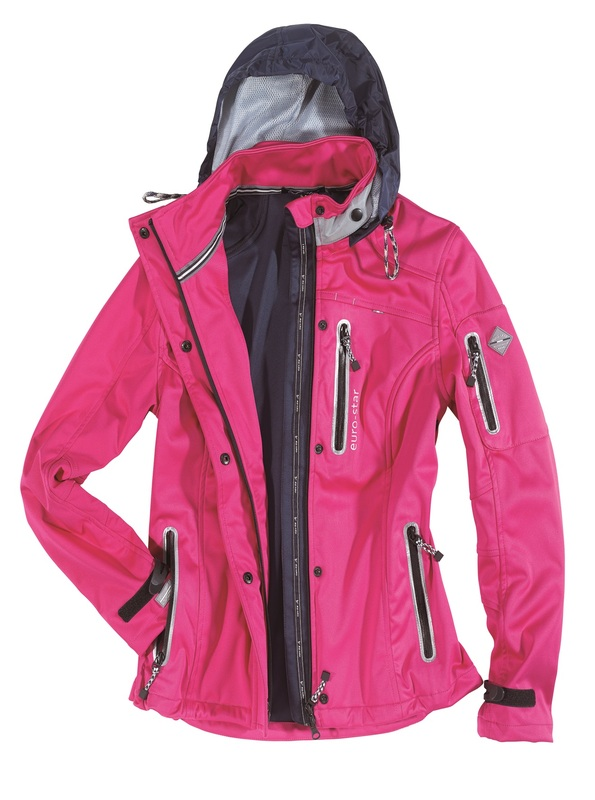 Euro-star Ladies Jacket Alva