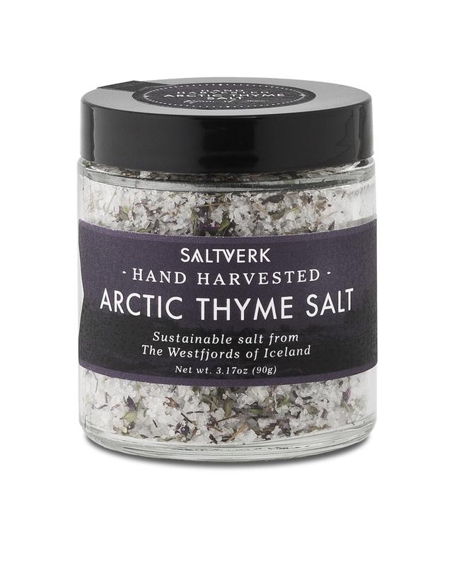Artic Thyme Salt