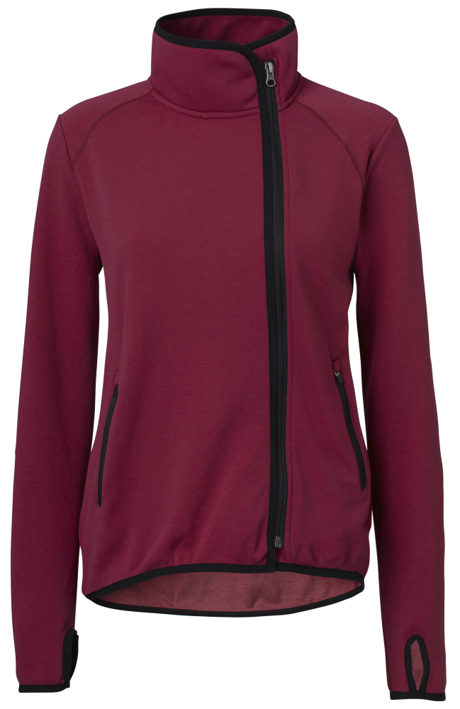 Stierna Aura FZ Fleece Jacket hallon