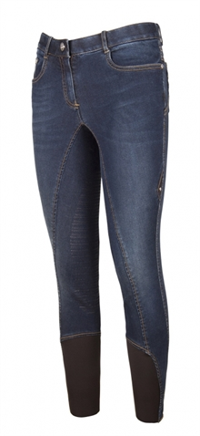 Equiline Ridbyxa Denim Ginger