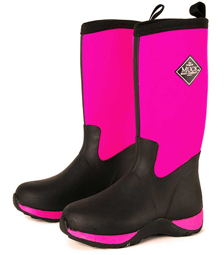 Muck Boots Kids Artic Adventure rosa