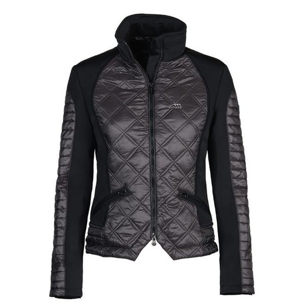 Equiline Quiltad Jacka Crystal