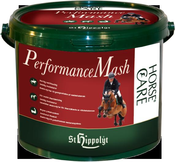 Performance Mash till tävlingshästar 7,5kg
