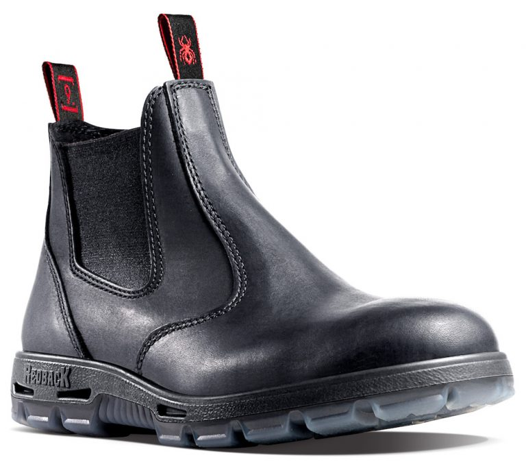 RedbacK Boots Easy Escape soft toe