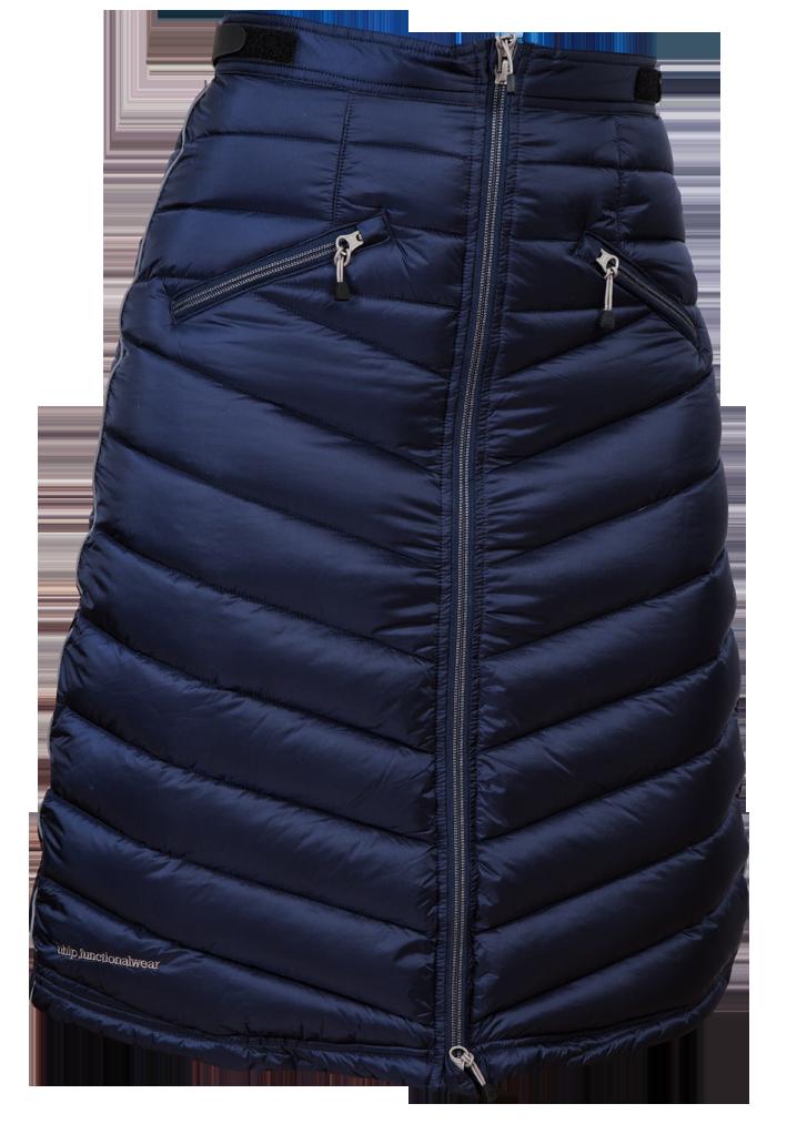 Uhip Ridkjol Nordic indigo-blå