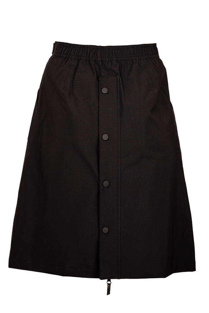 Uhip Rain/Wind Skirt Trench Style Black