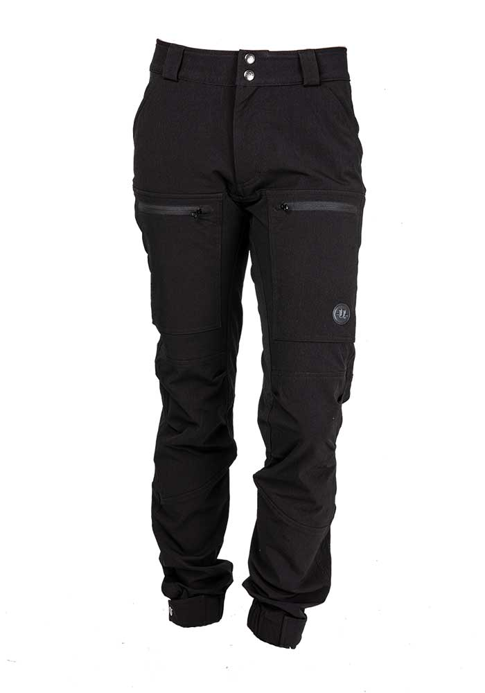 Uhip Functional Stable Pant Light Black
