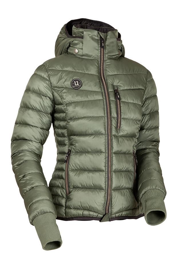 Uhip 365 Jacket Lily Pad Green