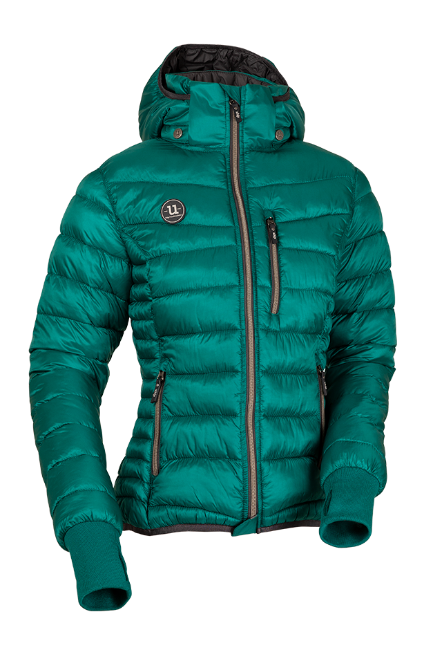 Uhip 365 Jacket Green Blue Slate