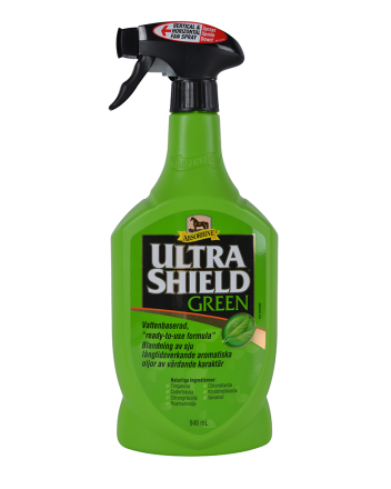 Flugmedel Ultra Shield Green