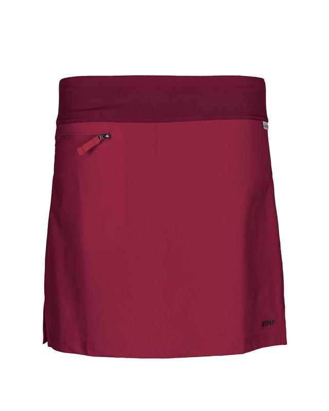 Skhoop Outdoor Skort Ruby Red