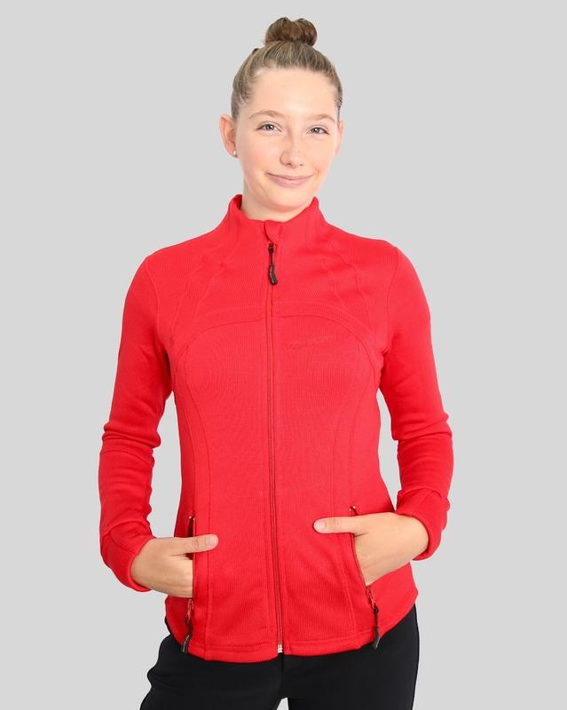 Top Reiter Sweatshirt Metta Röd