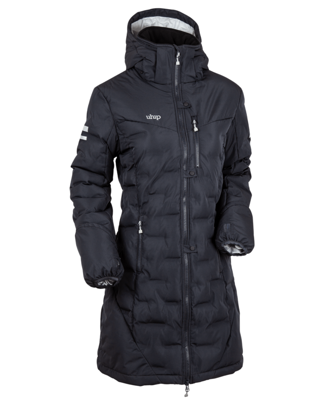Uhip Parka Ice Blue Graphite