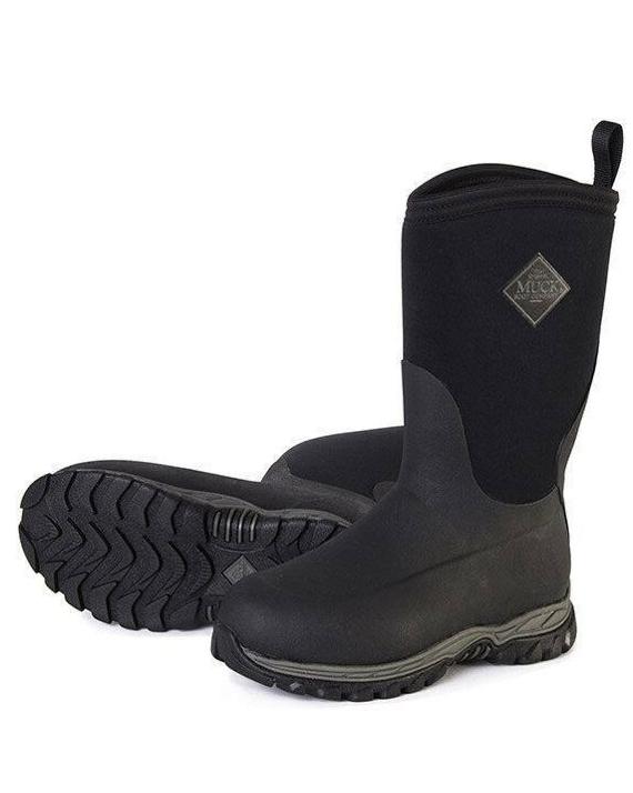 Muck Boots Kids Rugged Svart