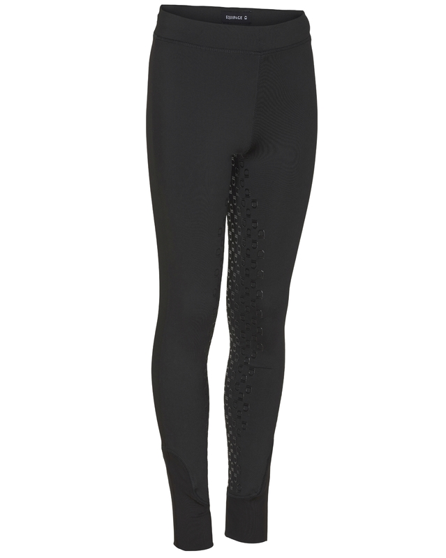 Equipage Dai Kids Tights Svart