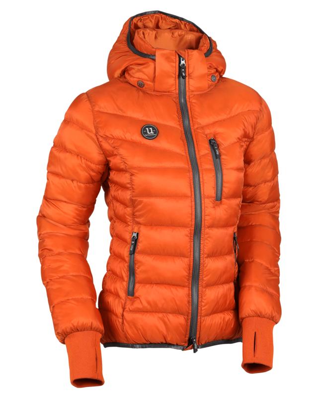 Uhip 365 Jacket Orange Rust