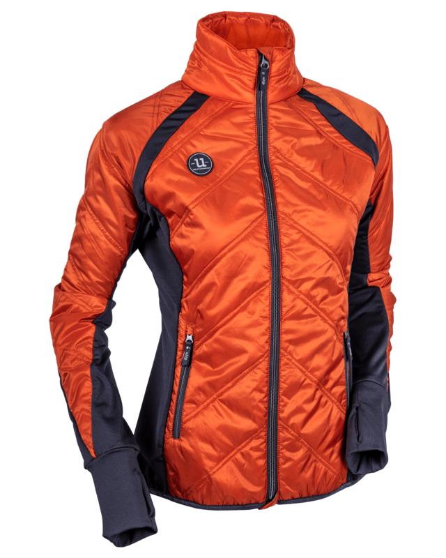 Uhip 365 Hybrid Jacket Orange Rust