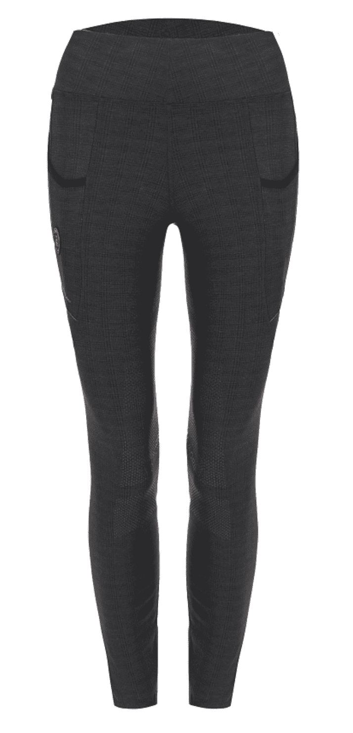 Cavallo Rid-tights Printed Performance marin