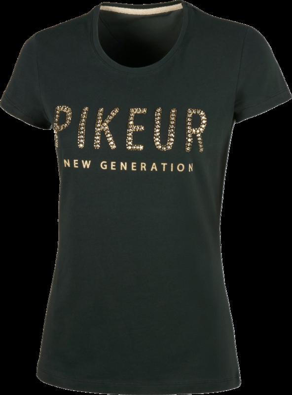 Pikeur Lene T-shirt mörkgrön