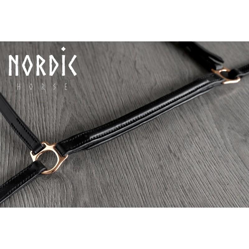 Nordic Horse Remontnosgrimma Rosegold
