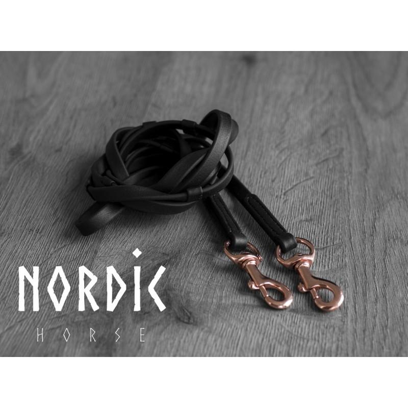 Nordic Horse Biothanetygel med Stoppar Rosegold