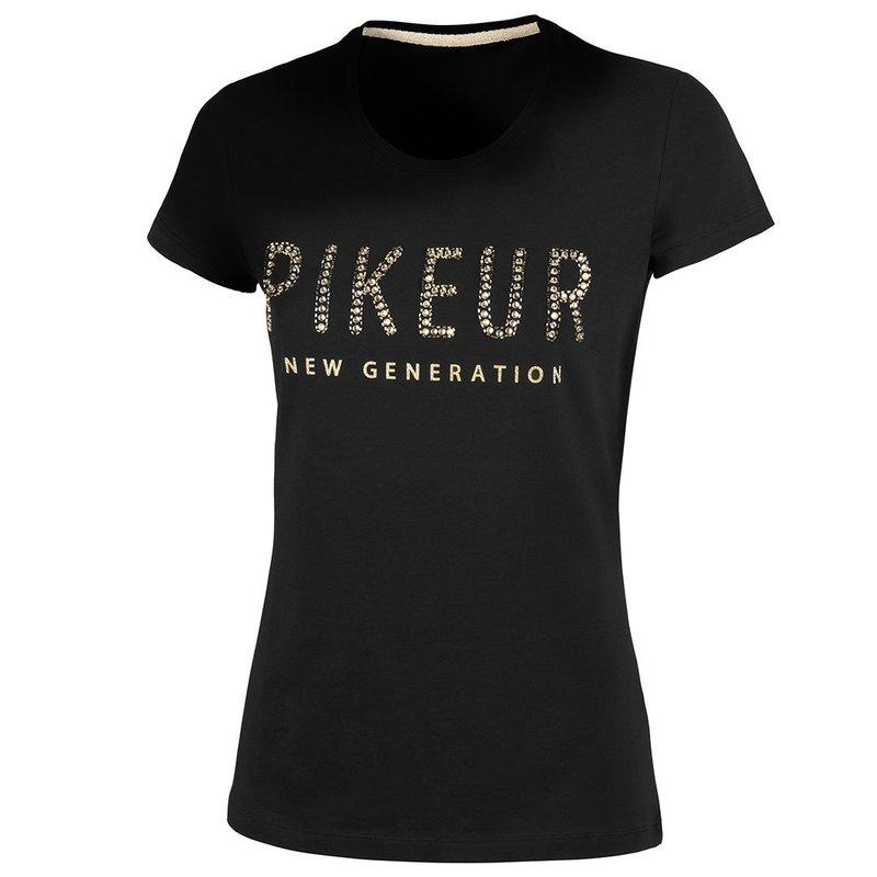 Pikeur Lene T-shirt svart