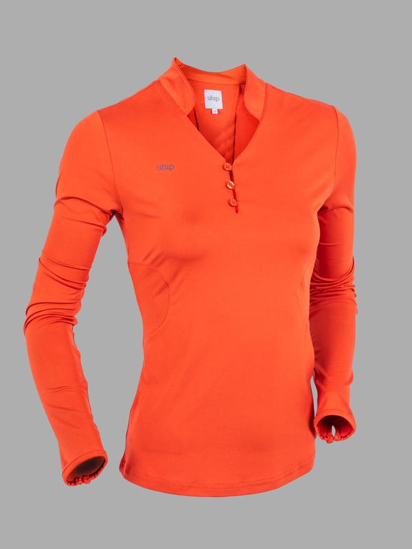 Uhip Technical LS Top Orange