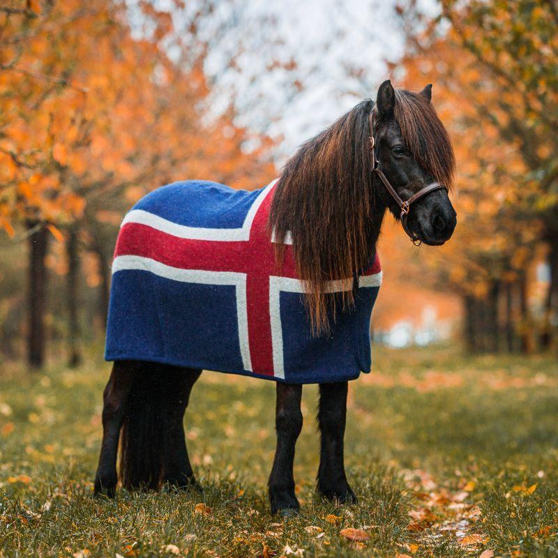 Kidka Hästtäcke Fáni
