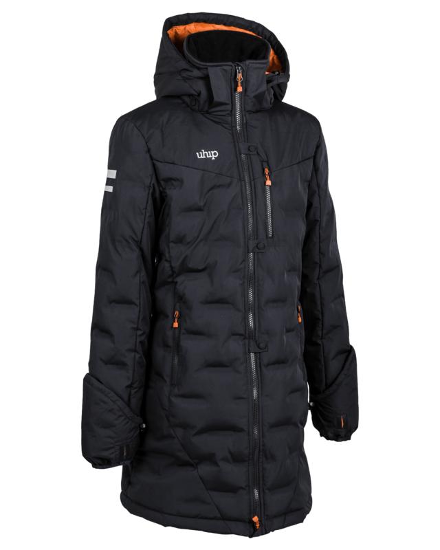 Uhip Junior Longjacket Ice Blue Graphite/Orange