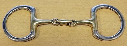 Ástund 3-delat bett med fasta ringar