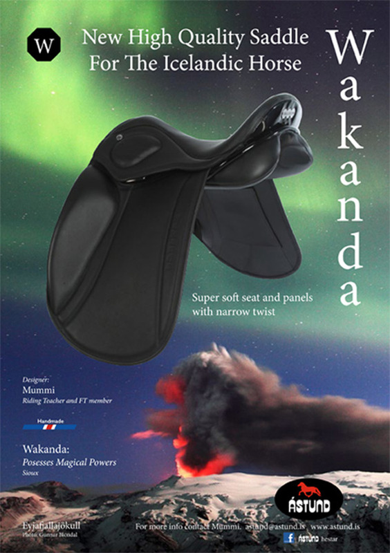 Ástund Wakanda Deluxe